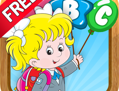 Kids ABC Alphabet Letters Android App
